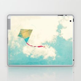 Our Heart is Like a Kite Laptop & iPad Skin