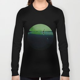 Marsh in Spring Long Sleeve T-shirt
