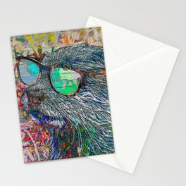 Otter Bro Stationery Cards