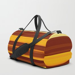 Golden Lava Duffle Bag