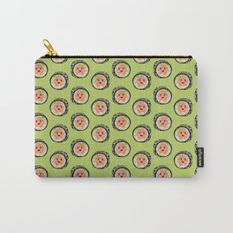 Kawaii Salmon Sushi Carry-All Pouch