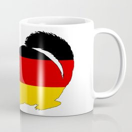 German Flag - Chinchilla Coffee Mug