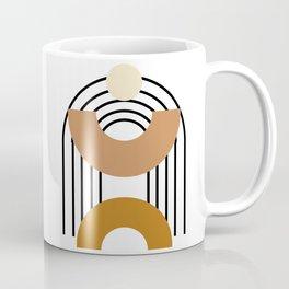 Mid Century Modern Arch Coffee Mug