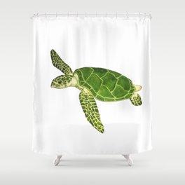 Glide Shower Curtain