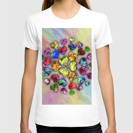 heart beat II T-shirt