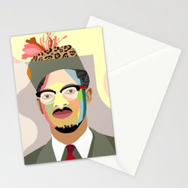 Patrice Lumumba Stationery Cards