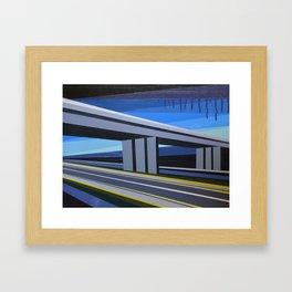 Highwayscape #13 Framed Art Print