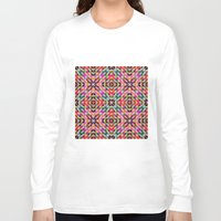 mosaic Long Sleeve T-shirts featuring Mosaic by David Zydd