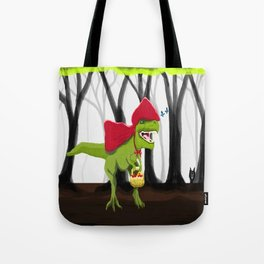 Rex Riding Hood Tote Bag