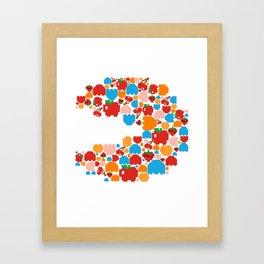 Family Pac(t) Framed Art Print