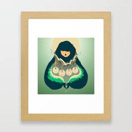 Lullaby - Alt Framed Art Print