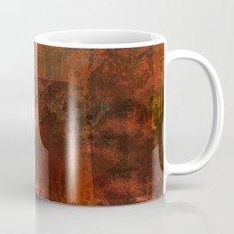 Organic rust Coffee Mug