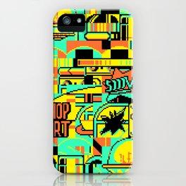 0068 (2013) iPhone Case