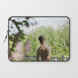 Lilacs Laptop Sleeve