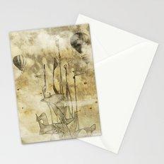 strange world Stationery Cards
