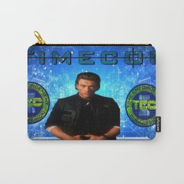 Cop Of The Future Carry-All Pouch