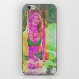 Woman N76 iPhone Skin