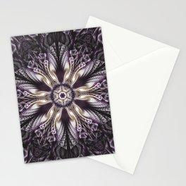 Mysterious mandala of elegance Stationery Cards