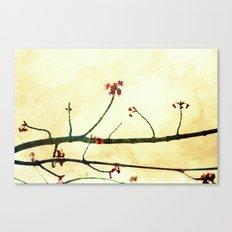 Little Breakthroughs Canvas Print