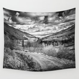 Woodland Valley Wall Tapestry