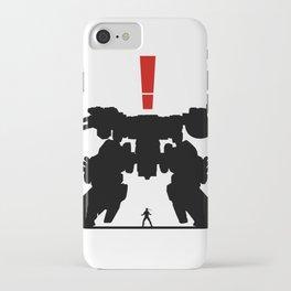 Metal Gear Rex iPhone Case