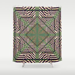 Imprisoned Reality Shower Curtain