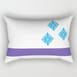 Rarity Rectangular Pillow