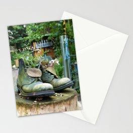 Boot Vase, Denmark, 2004 Stationery Cards