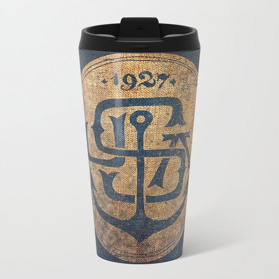 USA 1927 Metal Travel Mug