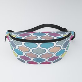 Watercolor Lovely Pattern VVX Fanny Pack