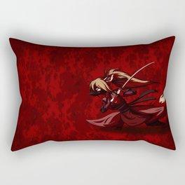 Warrior Chen Rectangular Pillow