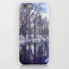 Blue Ice II iPhone 6s Slim Case
