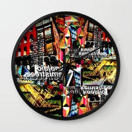 koolaid kemistreee.... Wall Clock