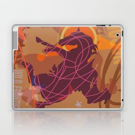 Psycho Cowboy 2 Laptop & iPad Skin