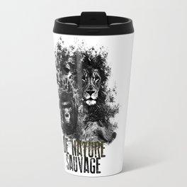 DE NATURE SAUVAGE Travel Mug