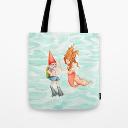 Love Under the Sea Tote Bag