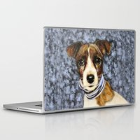 rocky Laptop & iPad Skins featuring Rocky by dogface photography