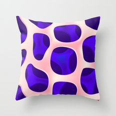 Secrecy Throw Pillow