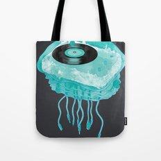 Deep Sea Audiophile Tote Bag