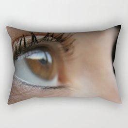 What we beheld 1 Rectangular Pillow
