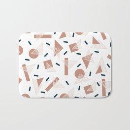 Riv Terracotta Mug Bath Mat