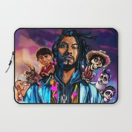 Miguel and Coco Painting Laptop Sleeve