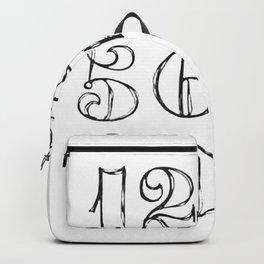 NUMBERS-1118 Backpack
