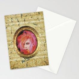 Madame Edwarda Zin-François Stationery Cards