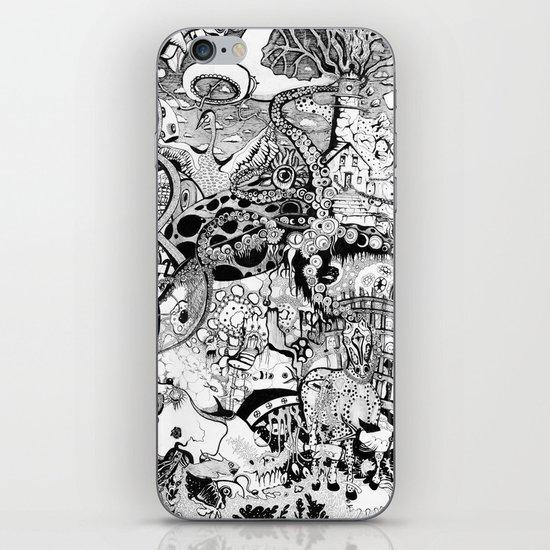 Destroyer iPhone & iPod Skin