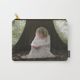 Waiting in the woods Carry-All Pouch