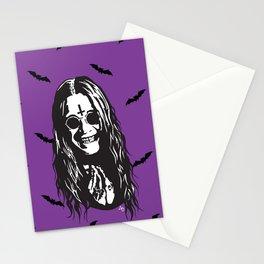 OZZY: Purple Sabbath Stationery Cards