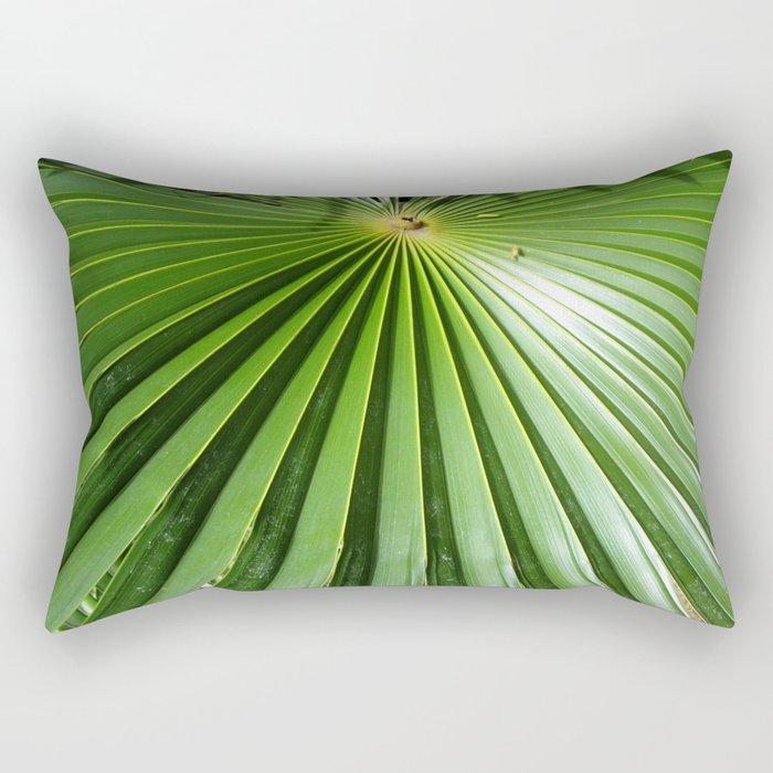 Welcome to the Tropics Rectangular Pillow