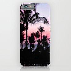 Pink Sunset Slim Case iPhone 6