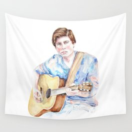 Sam Woolf - Watercolor Wall Tapestry